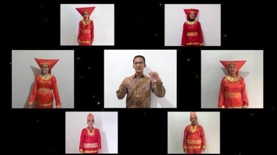 Paduan Suara Gema Luhur Choir Raih Peringkat 3 di The 15th National Folklore Festival