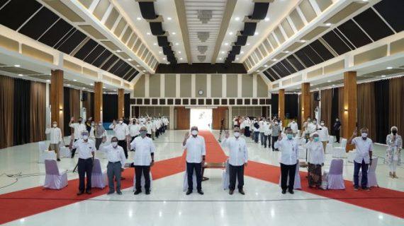 Universitas Budi Luhur Gelar Halal Bi Halal Secara Hybrid