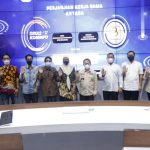 FIKOM Universitas Budi Luhur Jalin Kerjasama Magang Dengan Dinas Kominfo Kota Tangerang