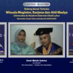 Pesan Menteri hingga Najwa untuk Wisudawan Periode Gasal2020/2021 Universitas Budi Luhur