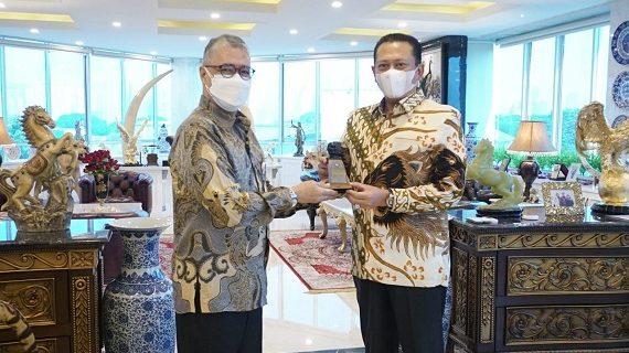 Ketua MPR Dukung Universitas Budi Luhur Selenggarakan Touring Jakarta – Mandalika
