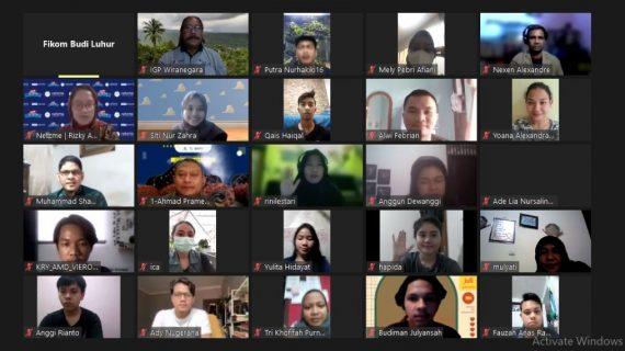 Fikom Universitas Budi Luhur Resmi Luncurkan Program Merdeka Belajar Kampus Merdeka