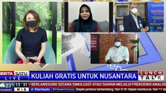 Cerita Maria Umran, Penerima Beasiswa Nusantara di Universitas Budi Luhur