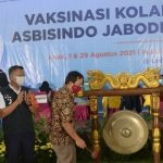 Universitas Budi Luhur Kolaborasi Vaksinasi Dengan ASBISINDO dan OJK