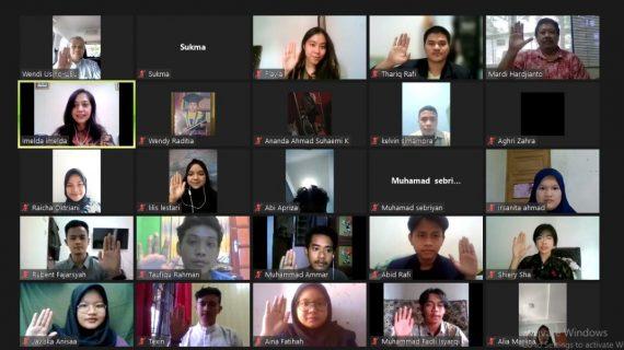 Universitas Budi Luhur Selenggarakan Webinar Tentang Cyber Security