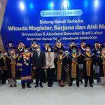Pesan Erick Thohir Untuk Wisudawan Universitas Budi Luhur