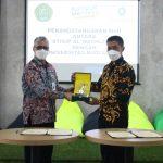 Tingkatkan Kualitas Pendidikan, Universitas Budi Luhur Jalin Kerjasama dengan STISIP Al Washliyah